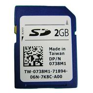 2GB SD Card ONLY for Internal SD Module  (No Module Included)