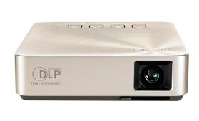 S1 GOLD TRAVEL DLP WXGA854*480 70ANSI LUMEN 200LM 1000:1        IN PROJ
