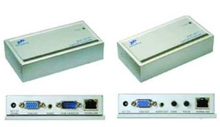 ALLNET VGA/ Audio,  Extender, 1-300mtr.TP ALL9600 (ALL9600)