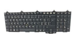 Keyboard Black (SWISS) WIN8