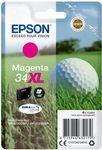 EPSON Ink/34XL Golf Ball 10.8ml MG SEC