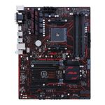 ASUS Prime B350-Plus, Socket-AM4 Hovedkort, ATX,
