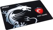 MSI GAMING Mousepad - Just Game - (Fjernlager - levering  2-4 døgn!!)