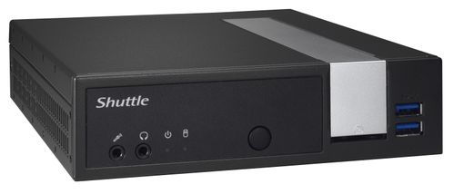 SHUTTLE DX30 CELERON J3355 40W EXTERN. WLAN HDMI DISPLAYPORT COM-PORT   IN BARE (DX30)