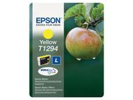EPSON T129 Ink Color Stylus Office Yellow Stylus SX420/ SX425/ SX525WD/ SX620FW/ BX305F/ BX320FW/ BX525WD/ BX625FWD (C13T12944011)