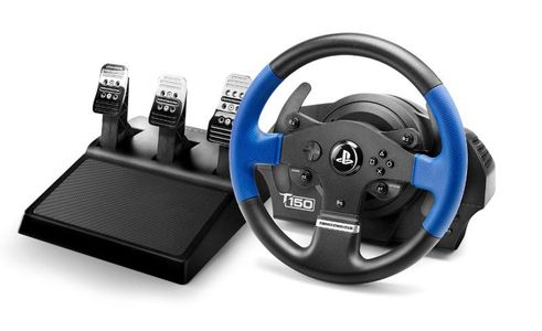 THRUSTMASTER Lenkrad Thrustm. T150RS Pro  FFB Racing Wheel      (PC/Kons) retail (4160696)