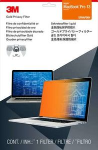 3M Gold Privacy Filter for 13 Apple MacBook Pro with Retina Display (GFNAP004)