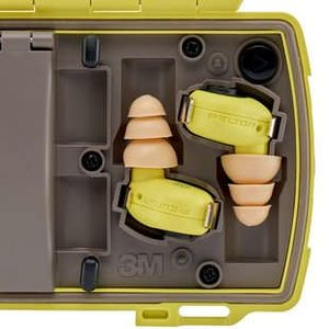 3M PELTOR LEP-100 EU LEVEL DEPENDENT EAR PLUG KIT  IN ACCS (7100075598)