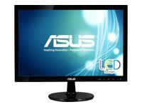 ASUS 19 INCH WIDE LED VS197DE  BLACK     (VS197DE)