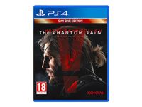 KONAMI Metal Gear Solid V: The Phantom Pain PlayStation 4 (4012927100134)