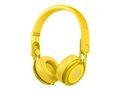 APPLE Beats Mixr High-Performance Professional Headphones Yellow