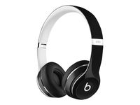 APPLE BEATS SOLO 2 LUXE EDITION BLACK                                  IN CONS (ML9E2ZM/A)