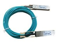 HPE X2A0 40G QSFP+ 7m AOC Cable