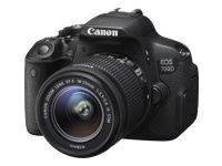 CANON EOS 700D+EF-S 18-55mm f/3.5-5.6 IS STM (8596B030)