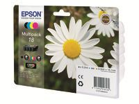 FP Epson C13T18064010 Multipack 4-colours 18 Claria Home
