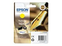 EPSON DURABRITE ULTRA INK YELLOW 16XL IN SUPL (C13T16344010)