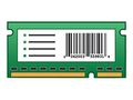 LEXMARK CX410 Forms and Bar Code Card
