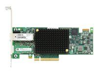 Hewlett Packard Enterprise StoreFabric SN1100E 16Gb Single Port Fibre Channel Host Bus Adapter (C8R38A)
