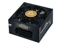 CHIEFTEC 550W PSU SFX 12cm Fan, 80 Plus Gold (SFX-500GD-C)