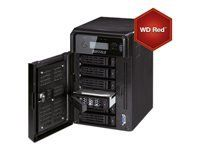 TERASTATION 5600WD RED 12TB NAS 6X2TB 2XGB RAID 0/ 1/ 5/ 6/ 10/ 50/ 51 IN EXT