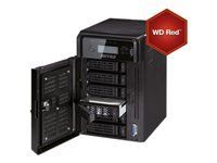 BUFFALO TERASTATION 5600WD RED 24TB NAS 6X4TB 2XGB RAID 0/ 1/ 5/ 6/ 10/ 50/ 51 IN EXT (TS5600DWR2406-EU)