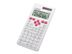 CANON F-715SG EXP DBL Calculator White & Magenta