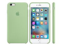APPLE IPHONE 6S PLUS SILICONE CASE MINT (MM692ZM/A)