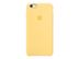 APPLE iPhone 6s Plus SC - Yellow
