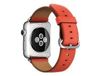 APPLE WATCH ACCS 42MM RED CLASSIC BUCKLE ACCS (MMAN2ZM/A)