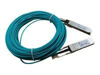 Hewlett Packard Enterprise HPE X2A0 40G QSFP+ 20m AOC Cable (JL289A)