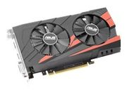 ASUS GTX1050 Ti 4GB GDDR5 Expedition GeForceeSports gaming graphics card