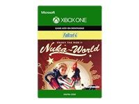 MICROSOFT MS ESD Xbox LV3PP GmAddnNS C2C Online Onln Gaming Fallout4: Nuka-World DwnLd (7D4-00149)