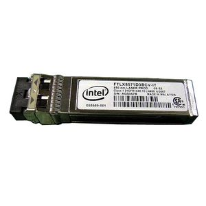 DELL SFP_ SR Optical Transceiver Intel 10Gb-1Gb Customer Install (407-BBVJ)