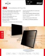 3M Framed Privacy Filter for 17inch Standard Monitor (PF170C4F)