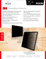 Framed Privacy Filter for 17inch Widescreen Monitor 16:10