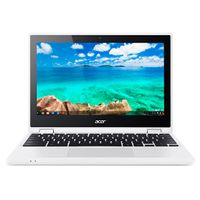 "Chromebook CB5-132T 11,6"" HD touch Celeron N3060, 4GB RAM,32GB SSD, Google Chrome OS"