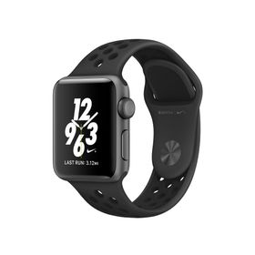 APPLE Watch Nike+ 38mm SG Alum Anthracite / Black Nike Sport Band (MQ162DH/A)