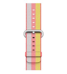 APPLE 42mm Red Woven Nylon (MPW72ZM/A)
