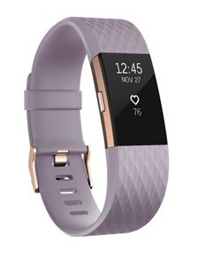 FITBIT Charge 2 Lavender/ Rose/ Gold Large (FB407RGLVL-EU)