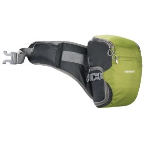 MANTONA ElementsPro 10 Outdoor Camera bag green (20584)