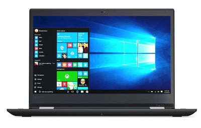 LENOVO ThinkPad Yoga 370 i5-7200U 13.3inch FHD Touch 8GB 256GB PCIe SSD OPAL2.0 TLC Intel HD620 W10P Black (20JH002KMD)