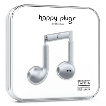 HAPPY PLUGS EARBUD PLUS SPACE GREY (7824) 7e14eb1231085