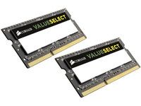 CORSAIR memory SO D3 1600 16GB C11 Corsair VS K2 (CMSO16GX3M2A1600C11)