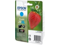 Epson Ink Cart/ Claria Home SP 29XL Cyan (C13T29924010)