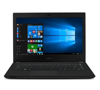 ACER Travelmate TMP278-M-32SK Intel i3-6006U 17.3inch HD+ 4GB RAM 128GB SSD W10P (NX.VBPED.009)