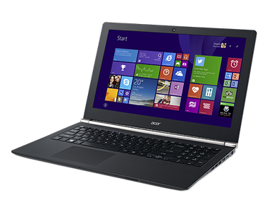 ACER Aspire V17 Nitro VN7-793G-55TZ 17.3inch FHD IPS i5-7300HQ 8GB 256GB PCIe SSD GTX-1060 6GB 802.11ac+BT 5M EyeTracking Win10 Home (NH.Q1LED.018)