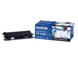BROTHER TN135bk cartridge black for HL-4070CDW 4040CN 4050CDN 4050CDNLT DCP-9040CN 9045CDN MFC-9440CN 9450CDN 9840CDW 5000pages