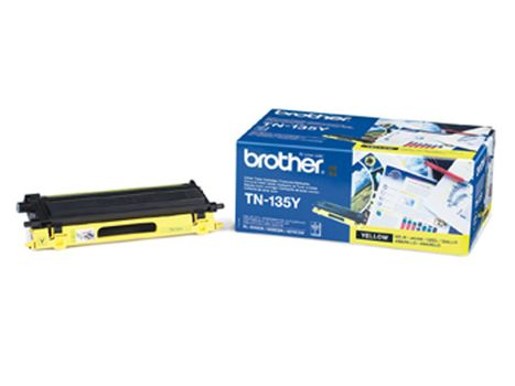 Brother Yellow Toner Cartridge High Capacity