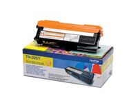 BROTHER Toner Brother  TN325Y gul  3500 sider (TN325Y)