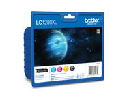 BROTHER LC1280XLVAL ink cartridge value pack blister (1200) (LC1280XLVALBPDR)